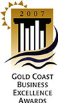 Gold Coast Business Excellence Awards Finalist 2007
