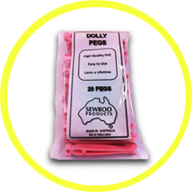 dolly pegs pic